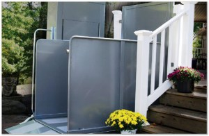 sterling 900 Residential Wheelchair Lift