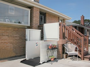 Wheelchair Lifts Residential